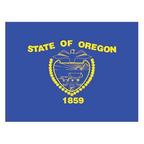 Oregon Flag 3x5ft Nylon