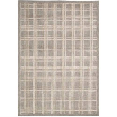 ***DISCONTINUED***Nourison Kailash Checkered Rug