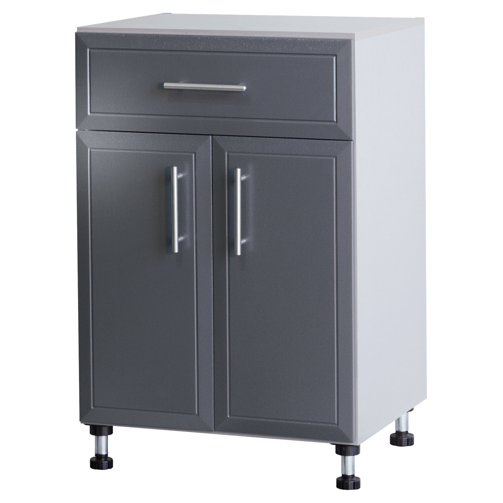 ClosetMaid ProGarage 2 Door Freestanding Cabinet with Drawer