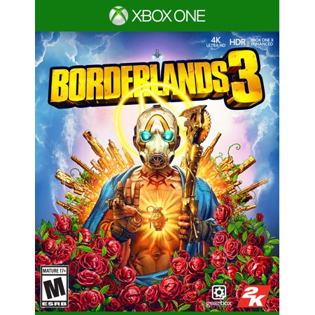 Borderlands 3, 2K, Xbox One, 710425594946 (Borderlands The Handsome Collection Xbox One Cheats)