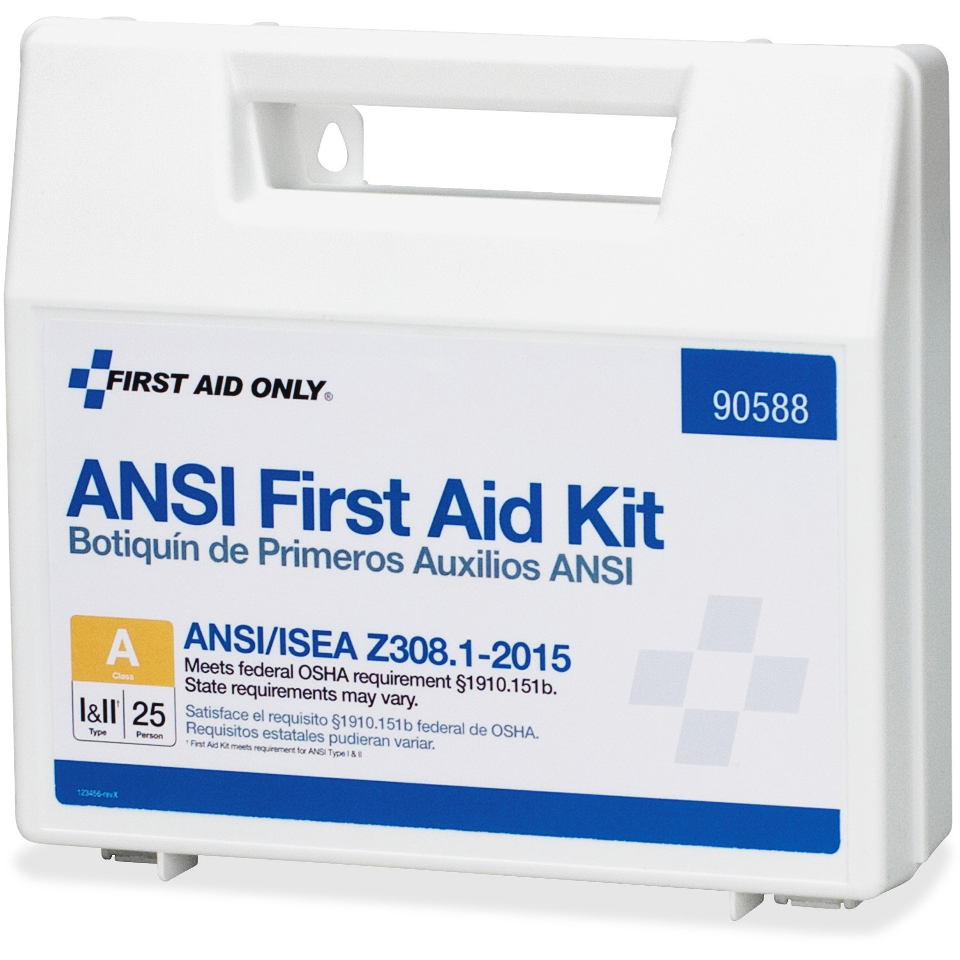 First Aid Only 89-piece ANSI First Aid Kit by First Aid Only, Inc
