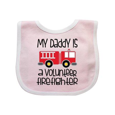 ba6691c32 Volunteer Firefighter Daddy Baby Bib - Walmart.com