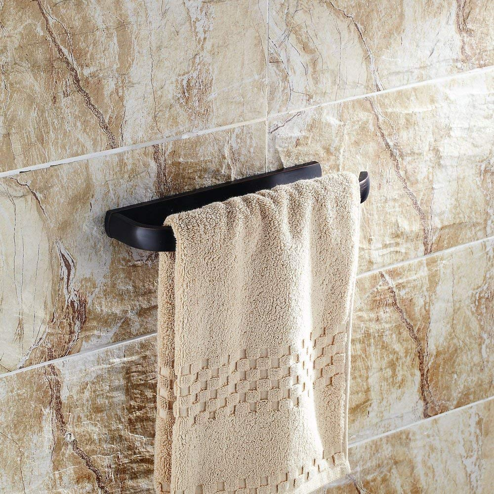 Bath towel holder Farmhouse Beelee Ba7411b Bath Towel Holder Hand Towel Ring Hanging Towel Hanger Bathroom Accessories Contemporary Hotel Walmartcom Walmart Beelee Ba7411b Bath Towel Holder Hand Towel Ring Hanging Towel
