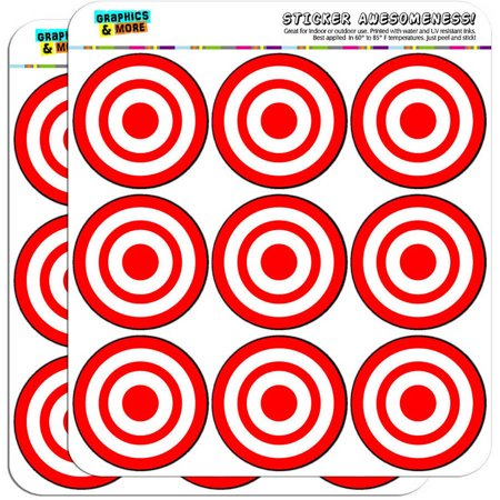 Target Sniper Scope Bullseye 18 2