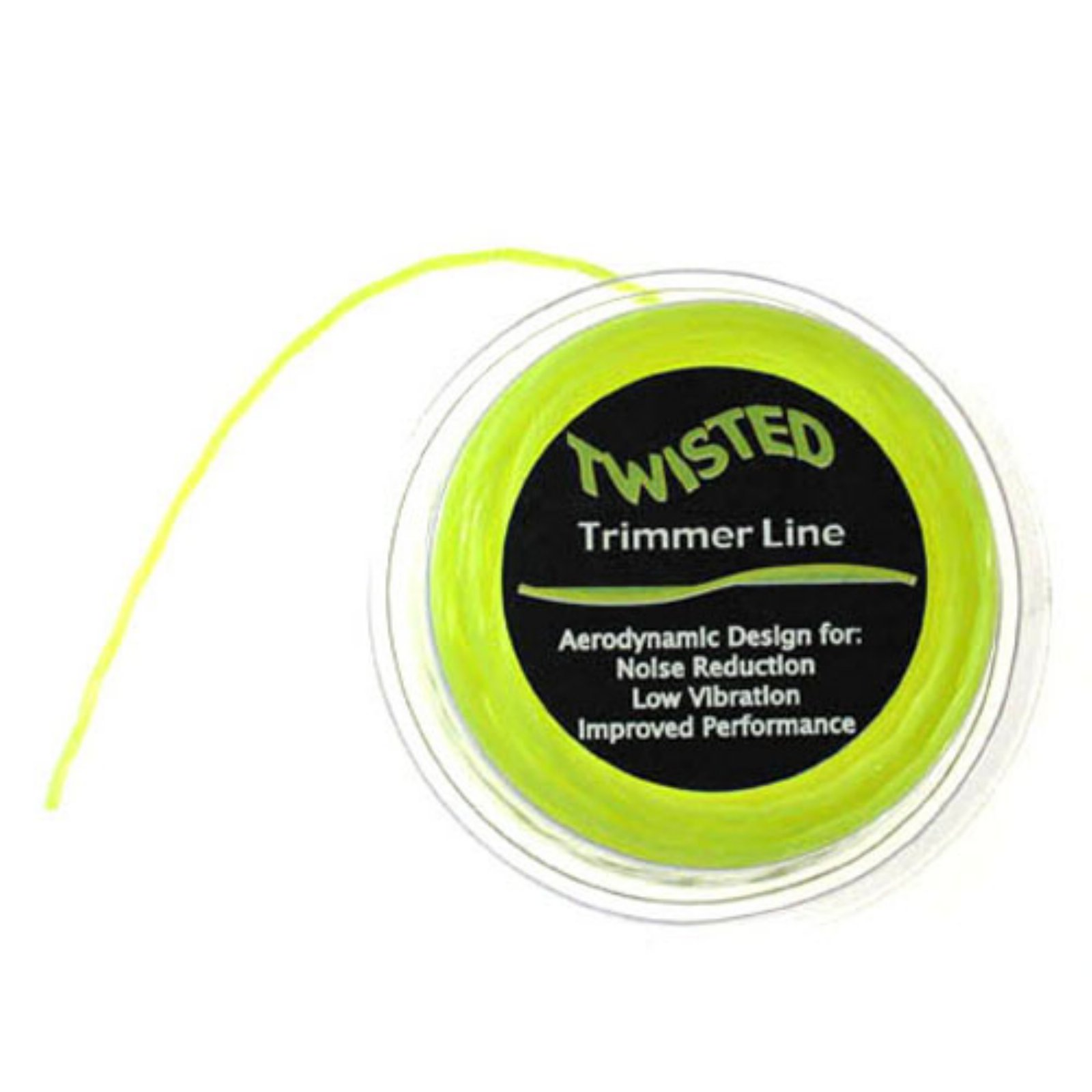 Maxpower 338808 .095 in x 100' Twisted Trimmer Line