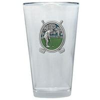Golf Pint Glasses (Set of 2)