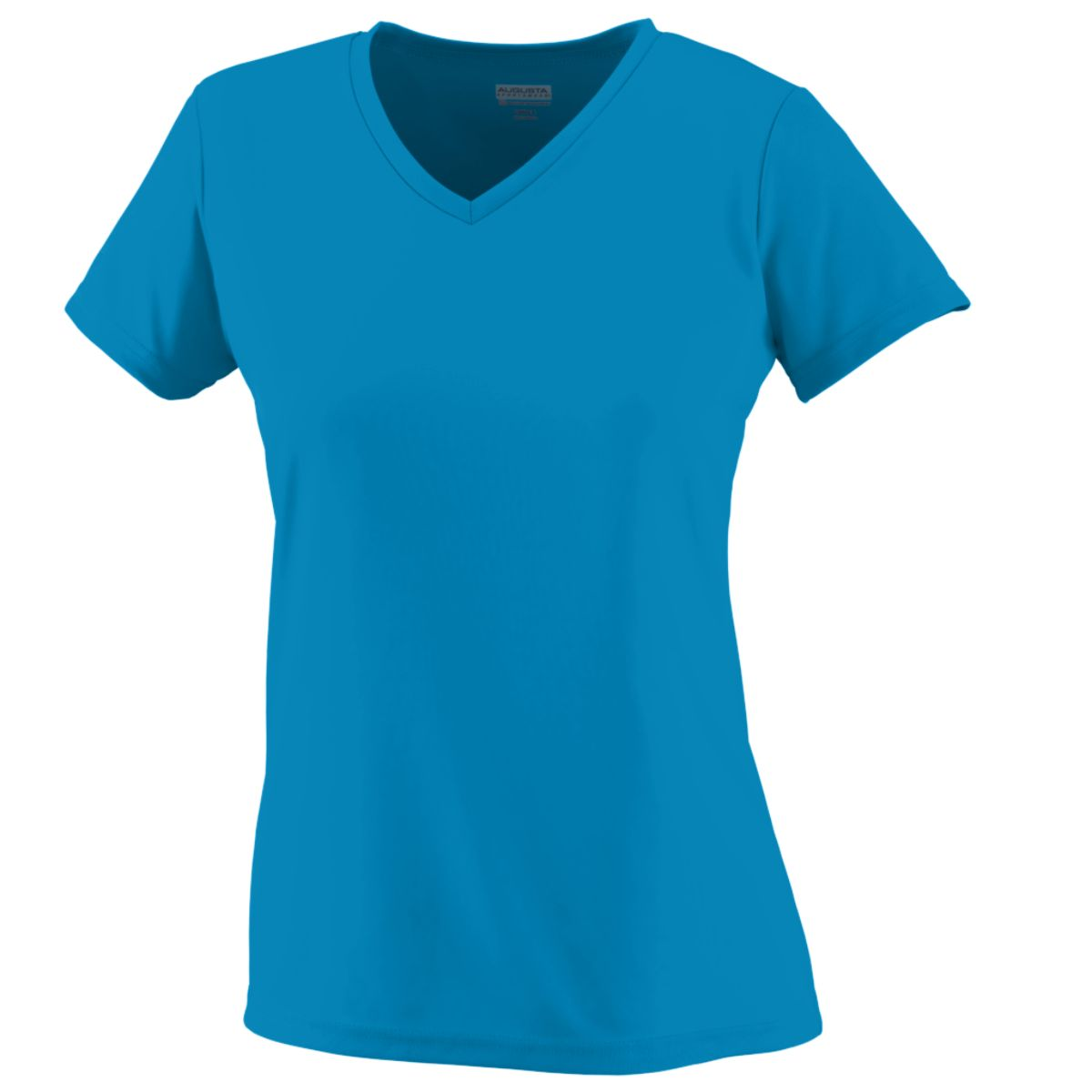 Augusta LADIES WICKING T-SHIRT POWBLU 3XL