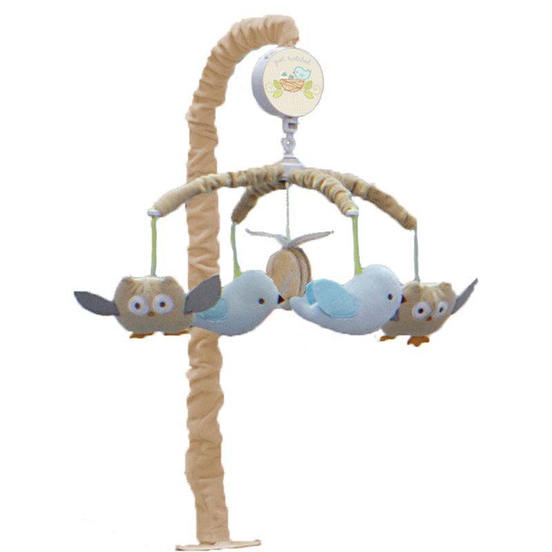 Nurture Imagination Nest Musical Mobile