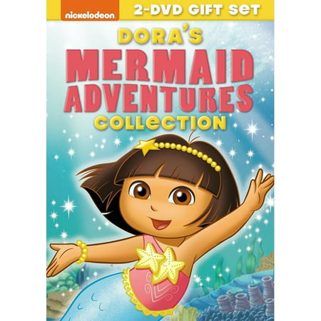 Dora's Halloween Dvd (Dora the Explorer: Dora's Mermaid Adventures Coll)