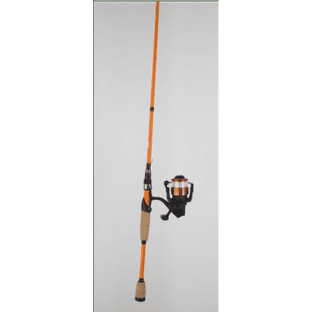 Ozark Trail 6'6 M Fishing Rod and Abu Garcia Max Z Spinning Reel
