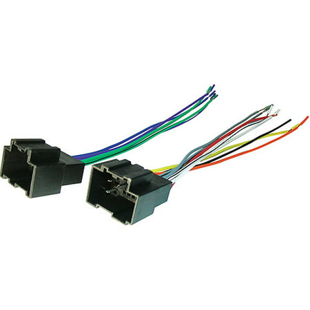 - SCOSCHE GM17B - 2006-up Saturn ION Wire Harness / Connector for Car Radio / Stereo Installation