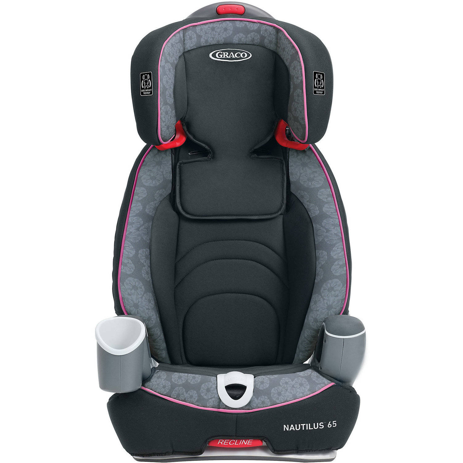 Graco nautilus 3 in 1 multi use car seat - Graco Nautilus 65 3 In 1 Multi Use Harness Booster Car Seat Choose Your Pattern Walmart Com