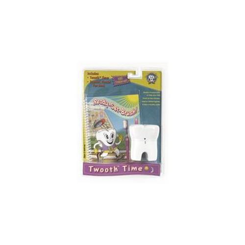 The Twooth Timer Company 88463 Twooth  Time-Pack of-2