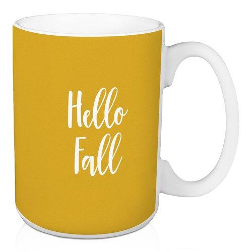 Winston Porter Narron Hello Fall Coffee Mug