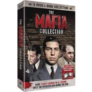 The Mafia Collection (6 DVDs + Book) by