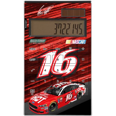 Greg Biffle 16 Kfc Desktop Calculator By Keyscaper
