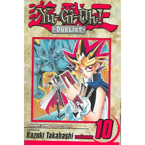 Yu-gi-oh! Duelist 10: The Egyptian God Cards