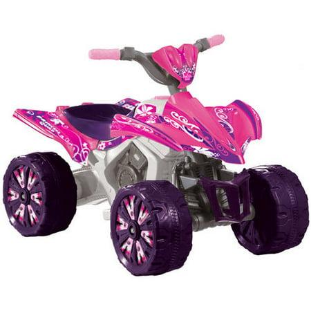 Kid Motorz 6V Xtreme Quad Battery-Powered Ride-On, Pink - Diy Cinderella Carriage