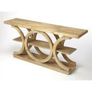 Butler Stowe Rustic Modern Console Table