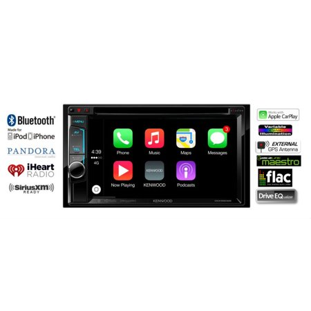Kenwood Excelon Ddx6902s 6 2 Multimedia Receiver With Carplay