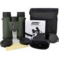 Coleman 8x42 Signature Waterproof Binoculars, Green