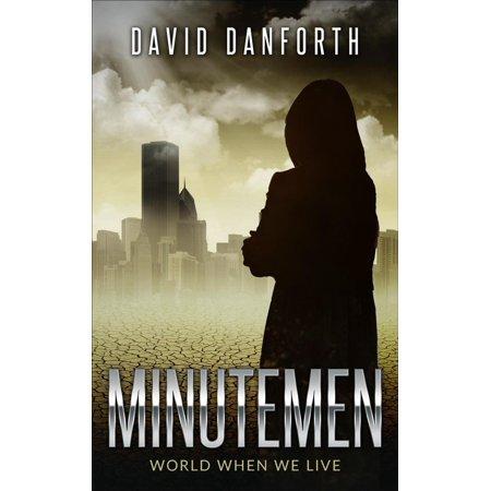 Minutemen: World When We Live - eBook