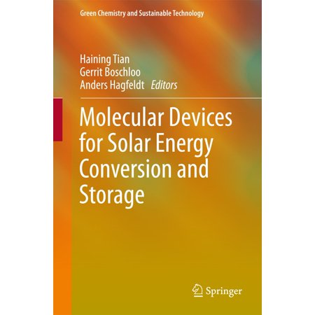 Molecular Devices for Solar Energy Conversion and Storage - eBook