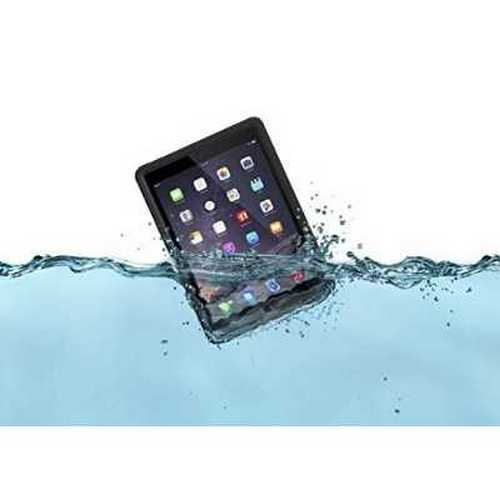 LifeProof NÜÜD SERIES iPad Air 2 Waterproof Case  - AVALANCHE (WHITE/CLEAR)