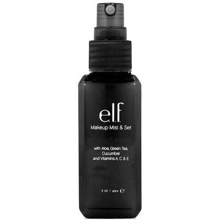 e.l.f. Makeup Mist and Set, Clear, 2.02 Oz