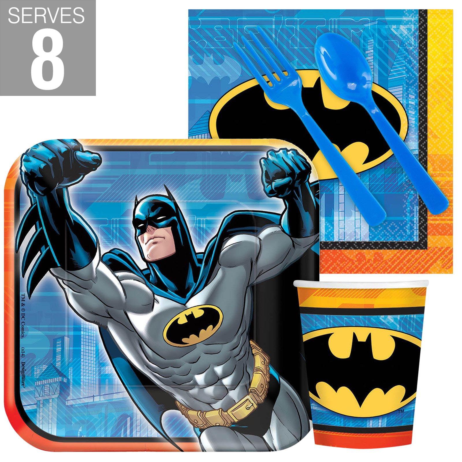 Batman Snack Pack For 16