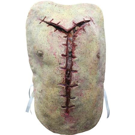 Autopsy Vest Adult Halloween Accessory