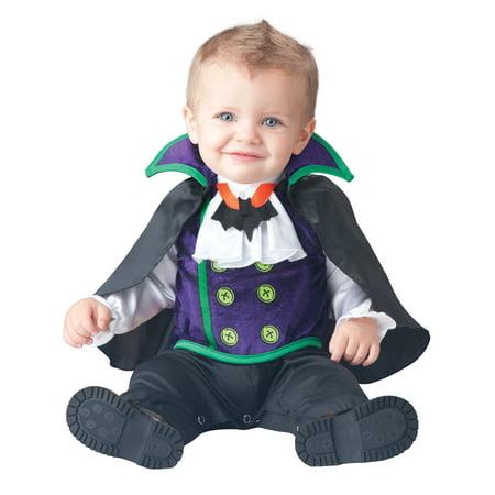 Infant Halloween Costume: Baby Vampire Costume  Lg 18-24 months