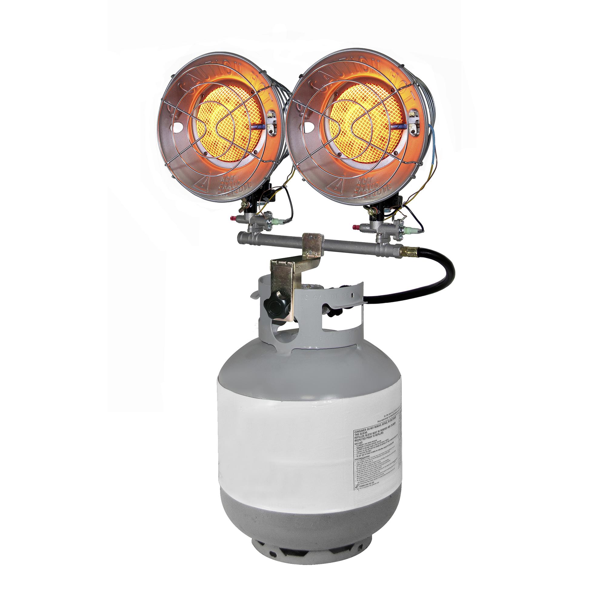 Dyna-Glo TT30CDGP 30,000 LP Tank Top Heater - CSA
