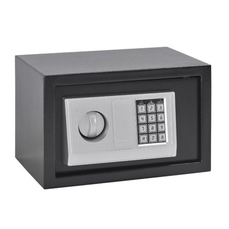 Sandusky Medium Home Safe Black