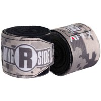Ringside Apex Handwraps Black / White Camo