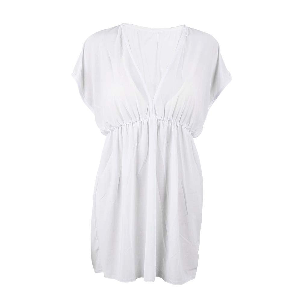 7895fe9c1e LA Imprints - Hot Pink Cover-up Beach T-Shirt Tee Sexy Bikini Swimwear  Pajama - Walmart.com