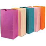 Hygloss Bright Color Bagz, Assorted, 50 / Pack (Quantity)