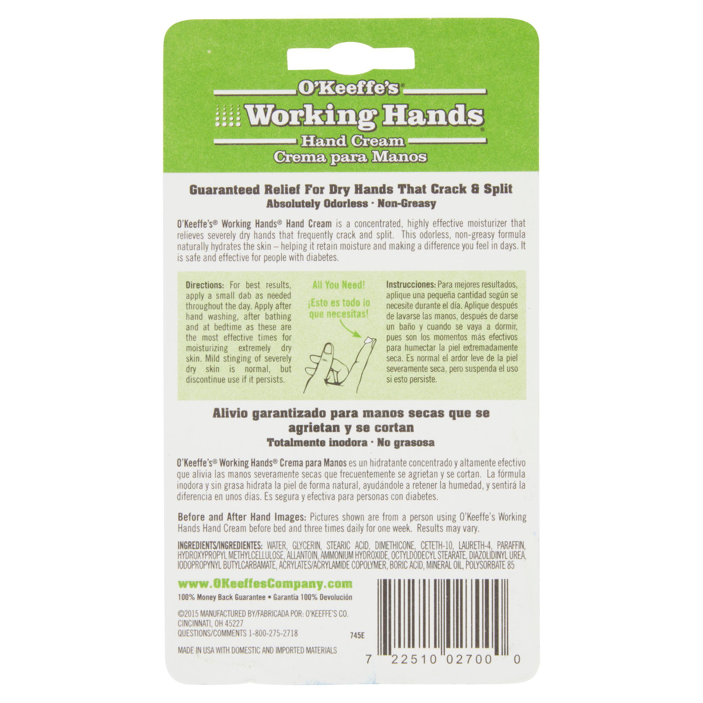 90ed090d7a53c3 O Keeffe s Working Hands Hand Cream