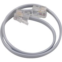 Audiovox TP130R 12 in. Silver Modular Line Cord