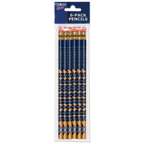 American Logo Products Tennessee Martin Skyhawks Pencils, 6-Pack