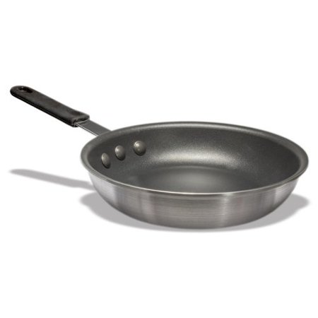 CRESTWARE Aluminum Platinum Pro Non-Stick Frying Pan with Molded Handle