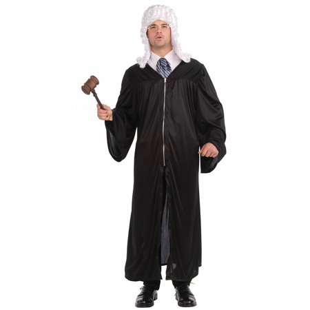 Judge Robe Costume for Adults (Judge Dredd Costumes)