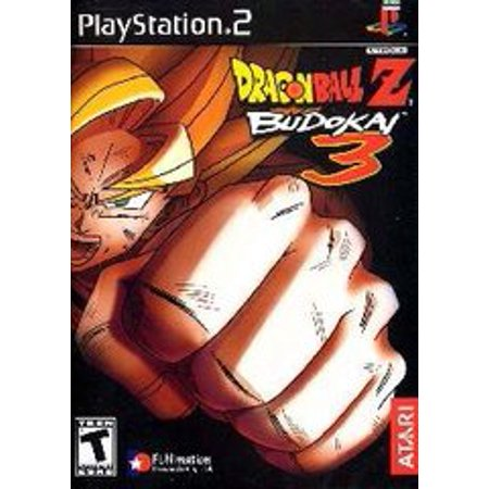 Dragon Ball Z Budokai 3 - PS2 Playstation 2 (Dragon Ball Z Budokai Tenkaichi 2 All Characters)