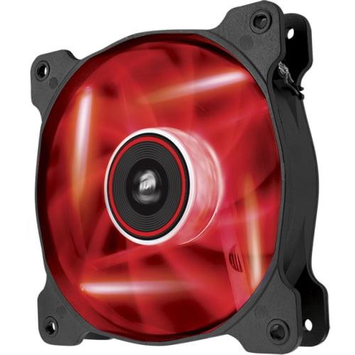 Corsair Air Series SP120 LED Red High Static Pressure 120mm Fan CO-9050019-WW