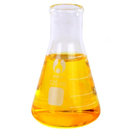 125 Ml Tin - Bomex Erlenmeyer Flask, 125 Ml. Capacity, No. 4 Stopper Size