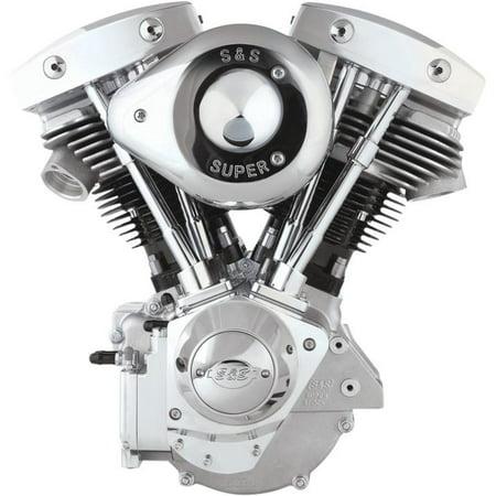 S&S Cycle 31-9905 93in. Complete Shovelhead-Style Motor - 3.625in. Bore, 8.2:1 Compression (Shovelhead Motors)