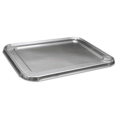 Boardwalk Half Size Steam Table Pan Lid For Deep Pans, Al...