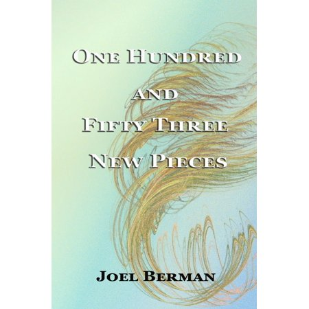 One Hundred and Fifty Three New Pieces - eBook