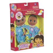 Dora Big Sister Bedtime Fashions Clothing, Dolls not included By FisherPrice Ship from US