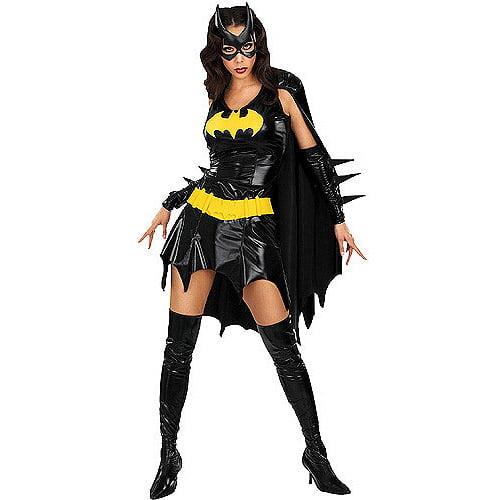 Rubie's Costumes Batgirl Womans Dress Halloween Costume